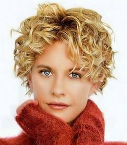 Hairstyles for Women Over 50 with Curly Hair