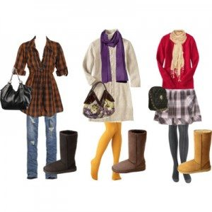 Dresses to Wear with Ugg Boots